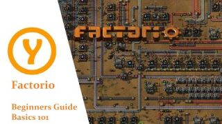 Factorio Beginner Guide / Tips / How to!