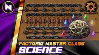 All SCIENCE Layouts and Designs - Factorio 0.18 Tutorial/Guide/How-to